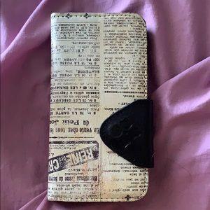 Patricia Nash Lioni Phone Wallet